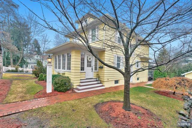 21 Somerville Road, Ridgewood, NJ 07450 (MLS #20005636) :: The Sikora Group