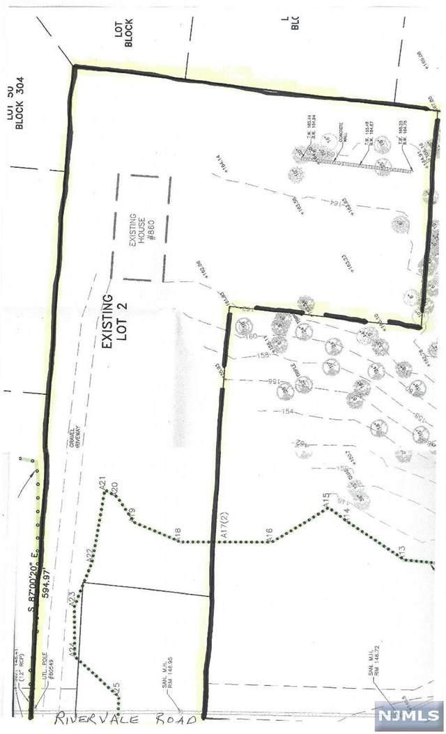 860 Rivervale Road, River Vale, NJ 07675 (MLS #20006480) :: William Raveis Baer & McIntosh