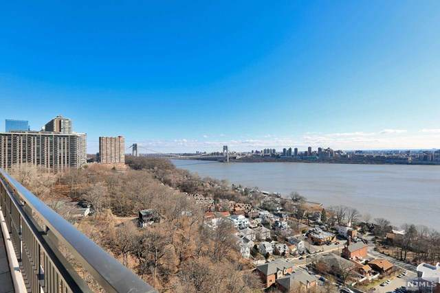 4 Horizon Road Ph 2, Fort Lee, NJ 07024 (MLS #20006902) :: William Raveis Baer & McIntosh