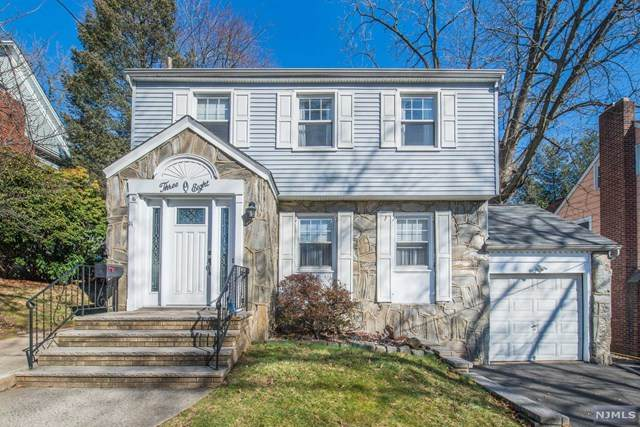308 Chestnut Street, Nutley, NJ 07110 (MLS #20007192) :: The Dekanski Home Selling Team