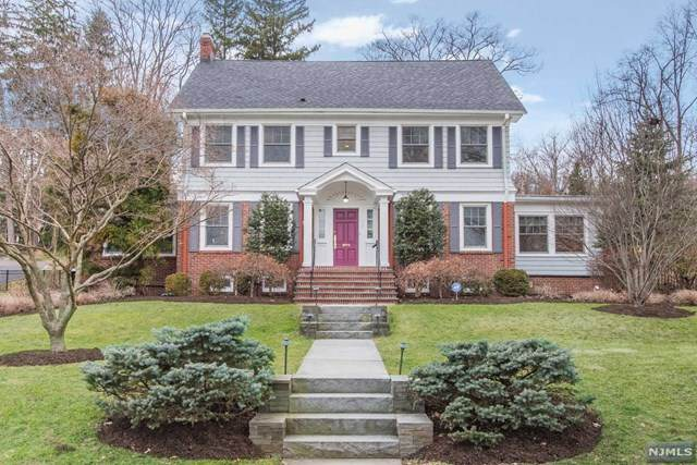214 N Mountain Avenue, Montclair, NJ 07042 (MLS #20007475) :: William Raveis Baer & McIntosh
