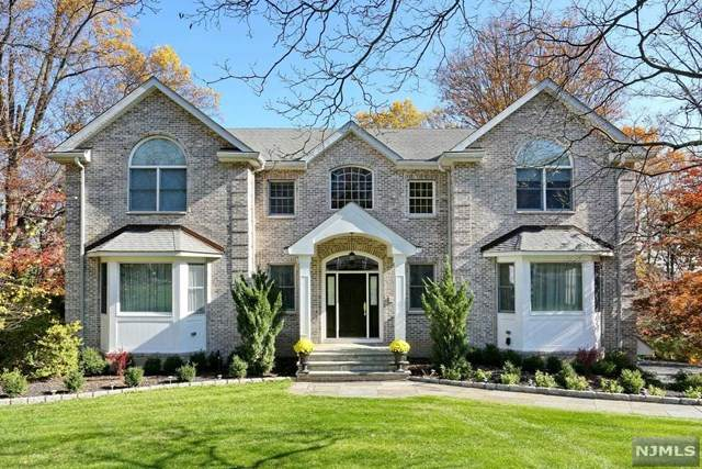 52 Eagle Rim Road, Upper Saddle River, NJ 07458 (MLS #20007819) :: Team Francesco/Christie's International Real Estate