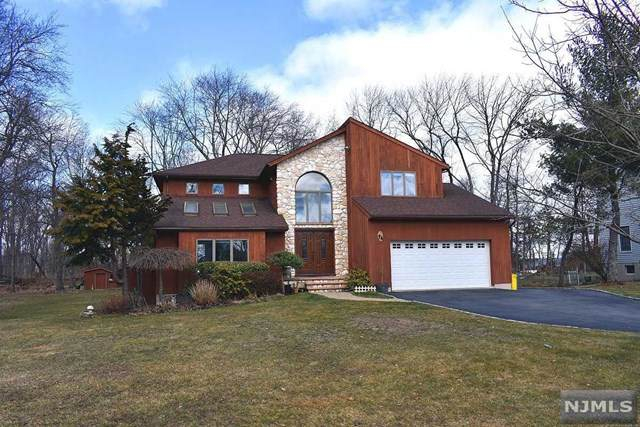 96 Mountain Heights Avenue, Lincoln Park Borough, NJ 07035 (MLS #20008666) :: The Sikora Group