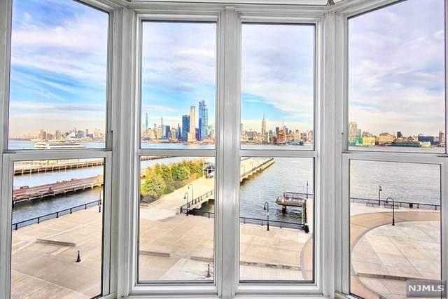 1125 Maxwell Lane #464, Hoboken, NJ 07030 (MLS #20009547) :: Halo Realty