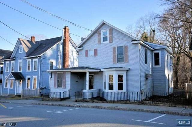 23 Main Street, Branchville, NJ 07826 (MLS #20011681) :: The Sikora Group