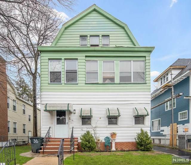 36 Ampere Parkway, East Orange, NJ 07017 (MLS #20012012) :: The Dekanski Home Selling Team