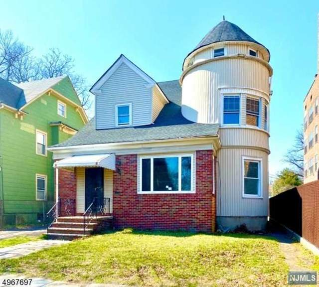 109 N 18th Street, East Orange, NJ 07017 (MLS #20012205) :: The Dekanski Home Selling Team
