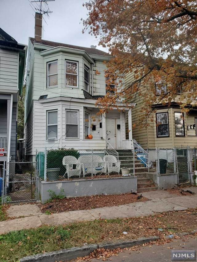 248 Temple Street, Paterson, NJ 07522 (MLS #20012334) :: The Dekanski Home Selling Team