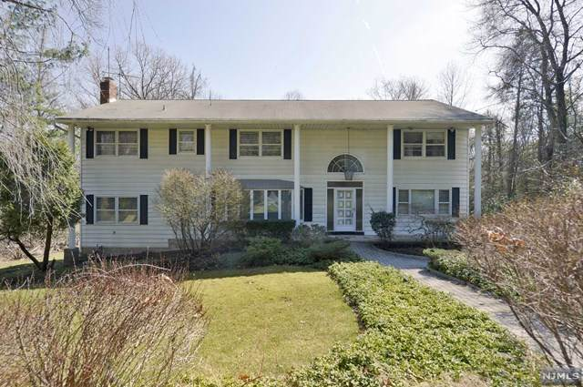 28 Shadow Road, Upper Saddle River, NJ 07458 (MLS #20012389) :: The Dekanski Home Selling Team