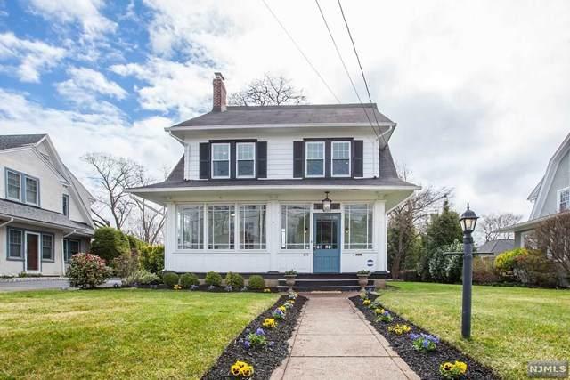 615 Doremus Avenue, Glen Rock, NJ 07452 (MLS #20013278) :: The Dekanski Home Selling Team