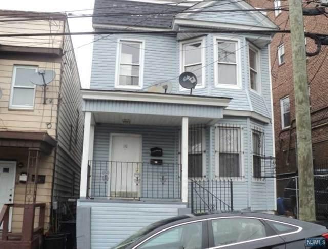 10 Arverne Terrace, Irvington, NJ 07111 (MLS #20013301) :: The Lane Team