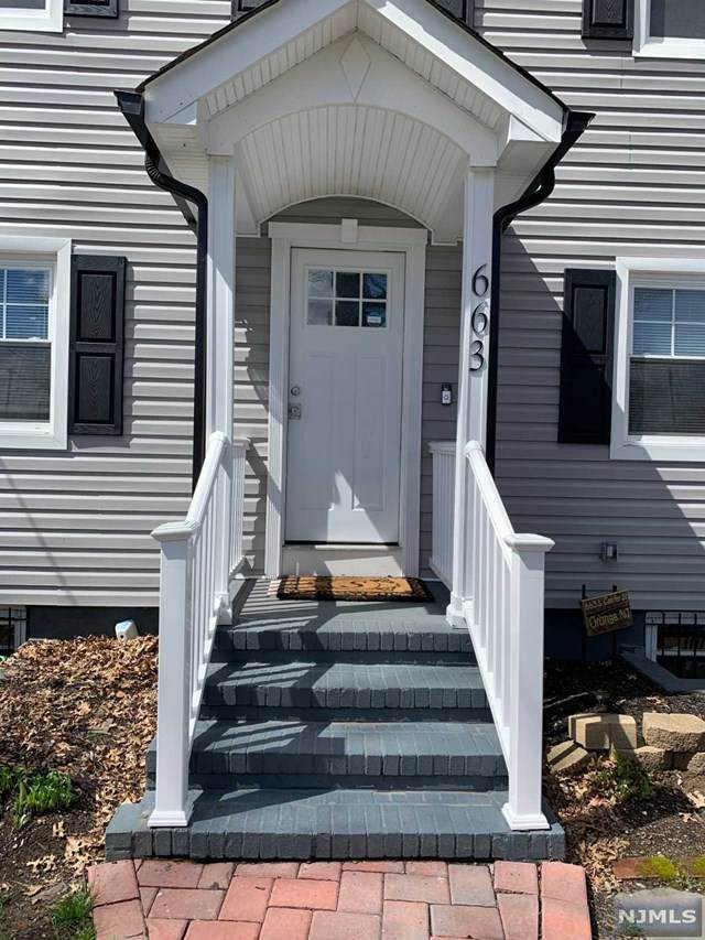 663 S Center Street, Orange, NJ 07050 (MLS #20013570) :: The Sikora Group