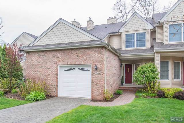 78 Carriage Court, Allendale, NJ 07401 (MLS #20015020) :: The Sikora Group