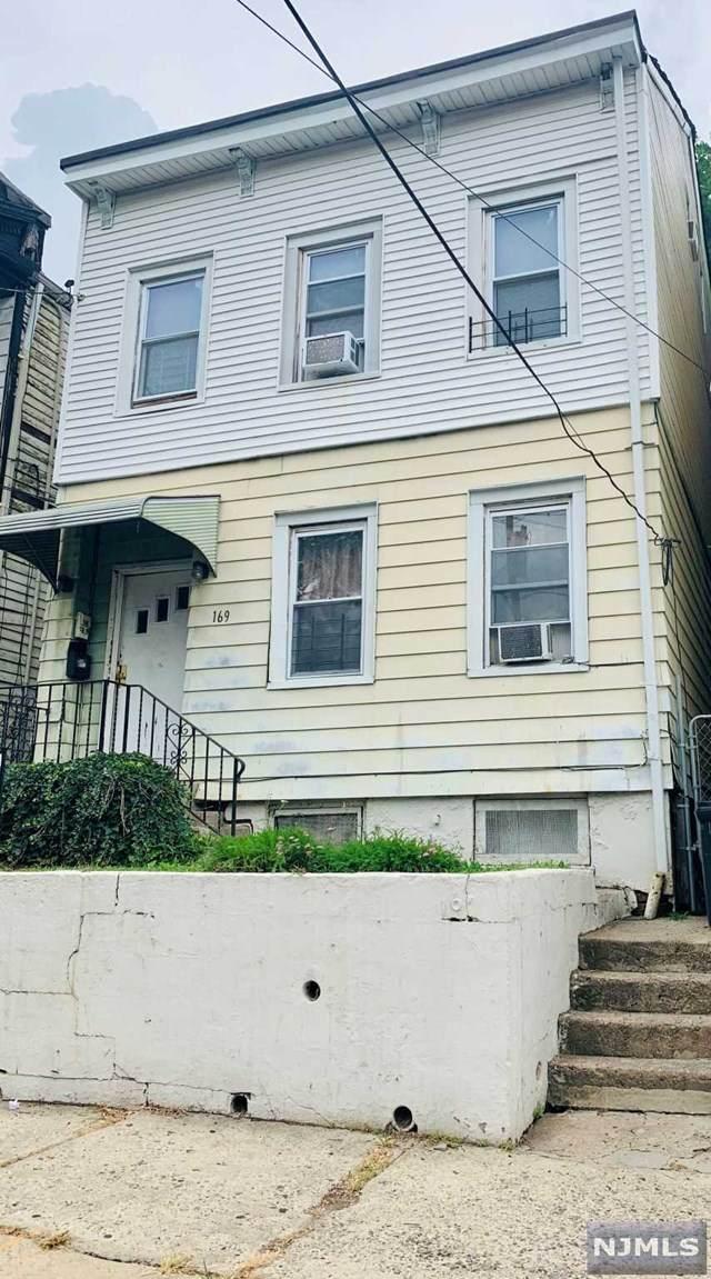 169 Pearl Street, Paterson, NJ 07501 (MLS #20016855) :: The Sikora Group