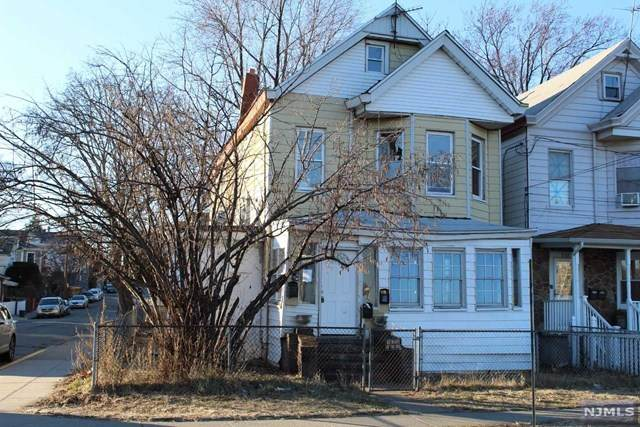 342 Montgomery Street, Passaic, NJ 07055 (MLS #20017203) :: The Sikora Group