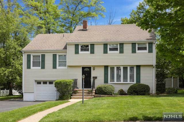 8 Vincent Place, Verona, NJ 07044 (MLS #20017649) :: The Sikora Group