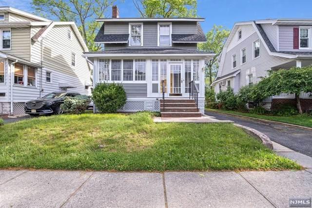 164 Oak Ridge Avenue, Nutley, NJ 07110 (MLS #20017808) :: The Sikora Group