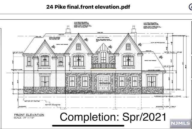 24 Pike Street, Alpine, NJ 07620 (MLS #20017866) :: William Raveis Baer & McIntosh