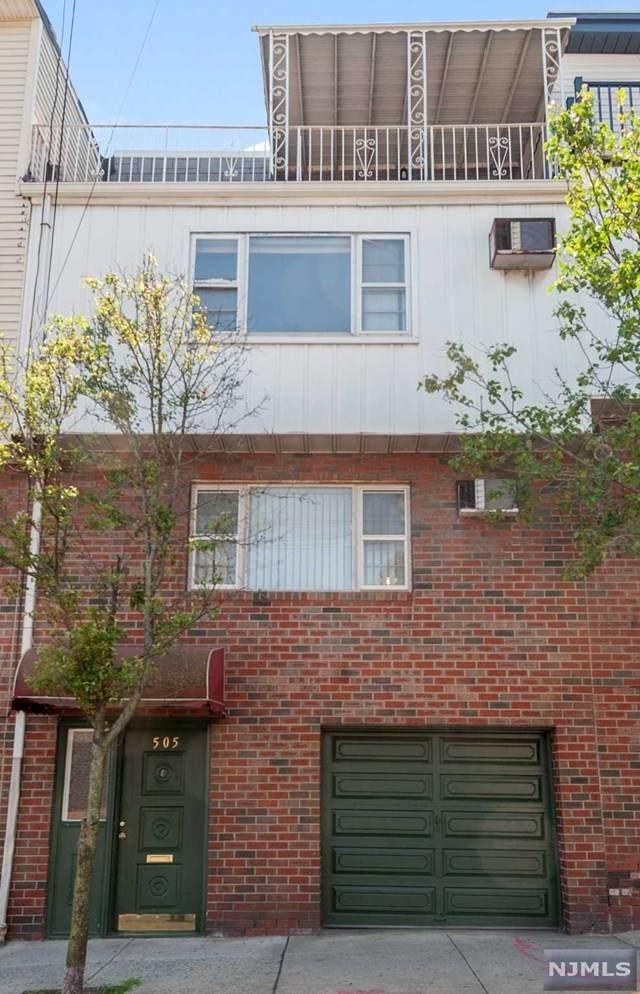 505 70th Street, Guttenberg, NJ 07093 (#20018342) :: NJJoe Group at Keller Williams Park Views Realty