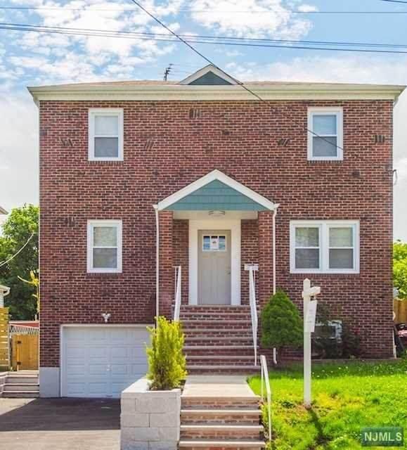 406-408 Franklin Avenue, Belleville, NJ 07109 (MLS #20019222) :: William Raveis Baer & McIntosh