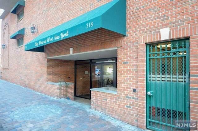 318 54th Street 4E, West New York, NJ 07093 (MLS #20019573) :: The Sikora Group
