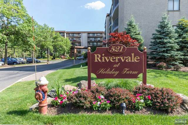521 Piermont Avenue #330, River Vale, NJ 07675 (MLS #20024048) :: William Raveis Baer & McIntosh