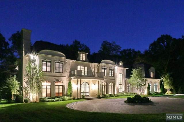 36 Buckingham Drive, Alpine, NJ 07620 (MLS #20024061) :: The Sikora Group