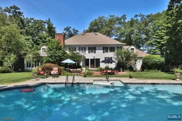 37 Gordon Road, Essex Fells, NJ 07021 (MLS #20024654) :: Team Braconi | Christie's International Real Estate | Northern New Jersey