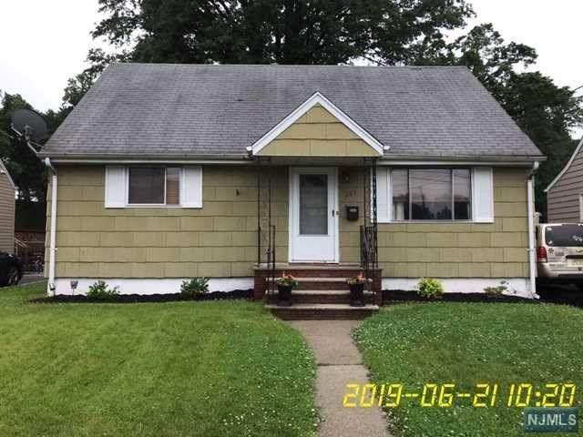 283 Fairway Avenue, Belleville, NJ 07109 (#20025202) :: Bergen County Properties