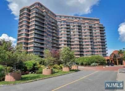 100 Winston Drive 16B-N, Cliffside Park, NJ 07010 (MLS #20025454) :: William Raveis Baer & McIntosh