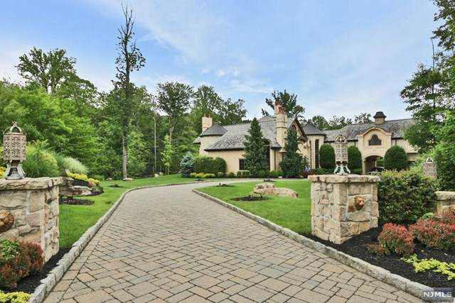 8 Pond View, Montville Township, NJ 07045 (MLS #20025902) :: The Sikora Group