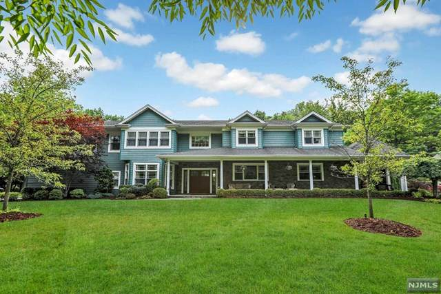 501 Eastgate Road, Ridgewood, NJ 07450 (MLS #20025947) :: The Dekanski Home Selling Team