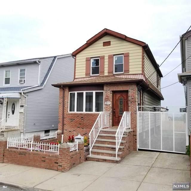 8615 Newkirk Avenue, North Bergen, NJ 07047 (MLS #20026124) :: William Raveis Baer & McIntosh
