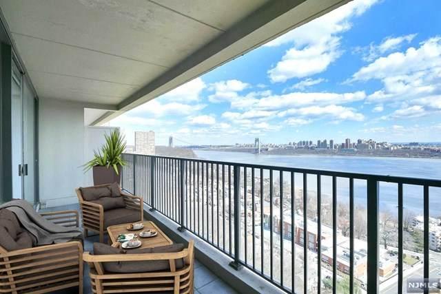 3 Horizon Road #1406, Fort Lee, NJ 07024 (MLS #20026214) :: Team Francesco/Christie's International Real Estate