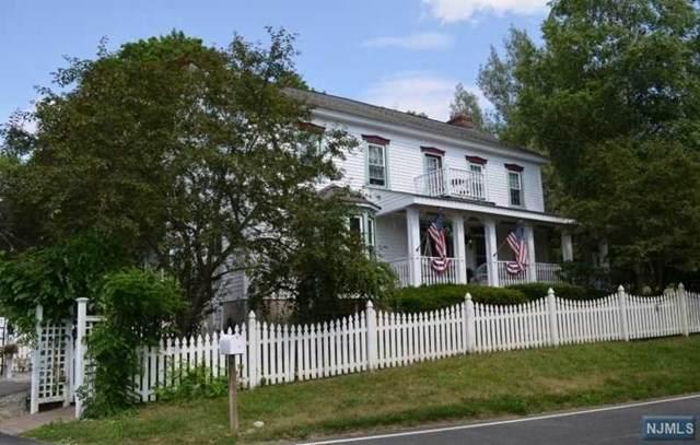 99 George Hill Road, Frankford, NJ 07826 (MLS #20026478) :: The Sikora Group