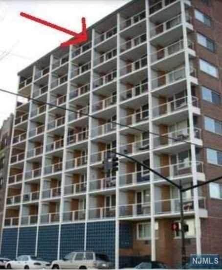 899 Boulevard East 8G, Weehawken, NJ 07086 (#20026880) :: Bergen County Properties