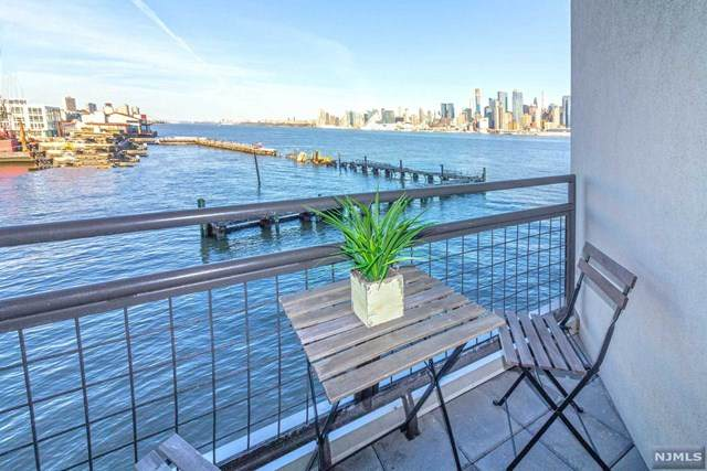 600 Harbor Boulevard #867, Weehawken, NJ 07086 (MLS #20026951) :: The Lane Team