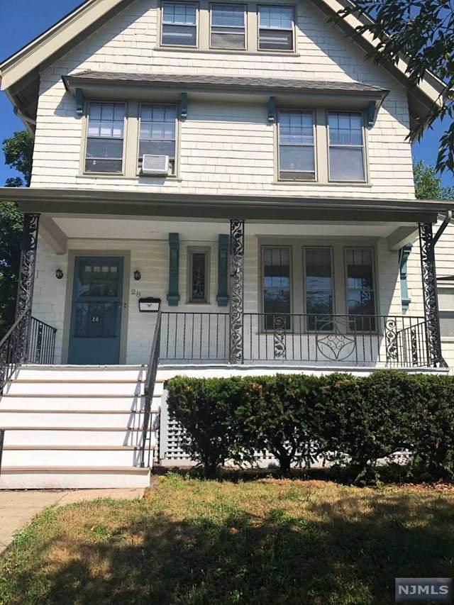 28 Morse Avenue, Bloomfield, NJ 07003 (MLS #20027053) :: The Lane Team