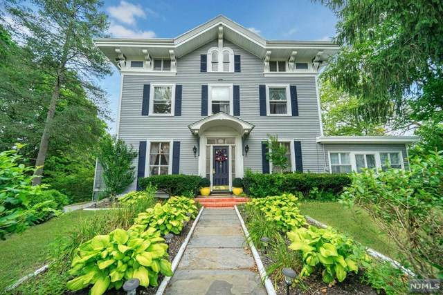 27 Trinity Street, Newton, NJ 07860 (MLS #20028460) :: The Sikora Group