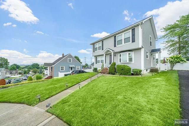 1 Barnard Place, North Arlington, NJ 07031 (MLS #20029805) :: The Lane Team