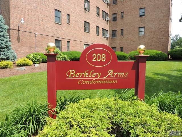 208 Anderson Street N7g, Hackensack, NJ 07601 (MLS #20030170) :: The Lane Team