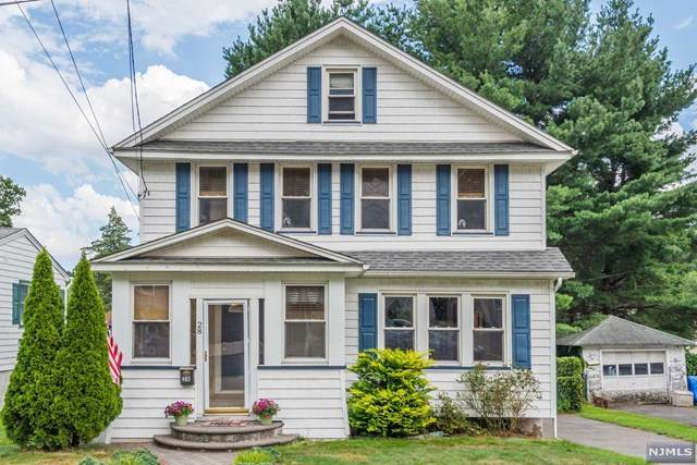 28 Forest Avenue, Nutley, NJ 07110 (MLS #20030352) :: The Lane Team
