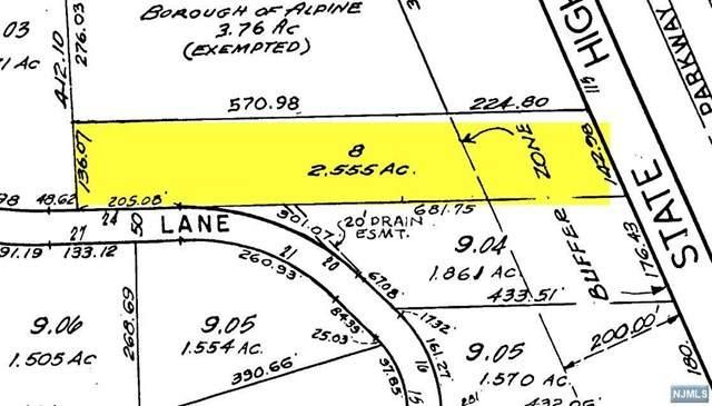 Route 9W, Alpine, NJ 07620 (MLS #20030403) :: William Raveis Baer & McIntosh