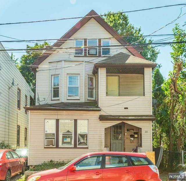 20 Harrison Street, Belleville, NJ 07109 (MLS #20031052) :: The Lane Team