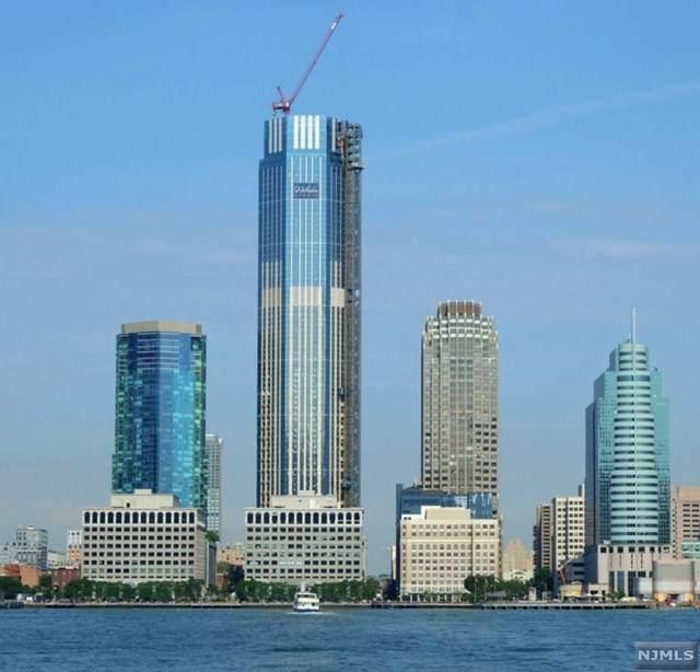 99 Hudson Street #3107, Jersey City, NJ 07302 (MLS #20031577) :: The Sikora Group