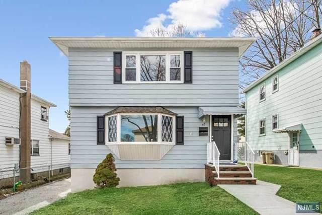 40 Barbara Street, Bloomfield, NJ 07003 (#20031754) :: NJJoe Group at Keller Williams Park Views Realty