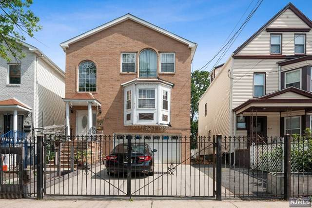 441 W 4th Avenue, Newark, NJ 07107 (MLS #20032187) :: The Lane Team