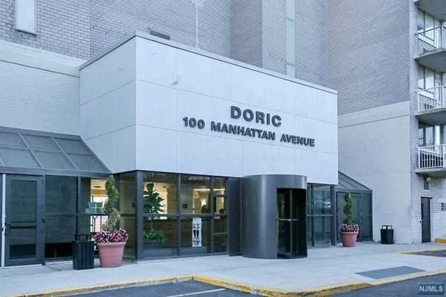 100 Manhattan Avenue #2112, Union City, NJ 07087 (#20036945) :: NJJoe Group at Keller Williams Park Views Realty