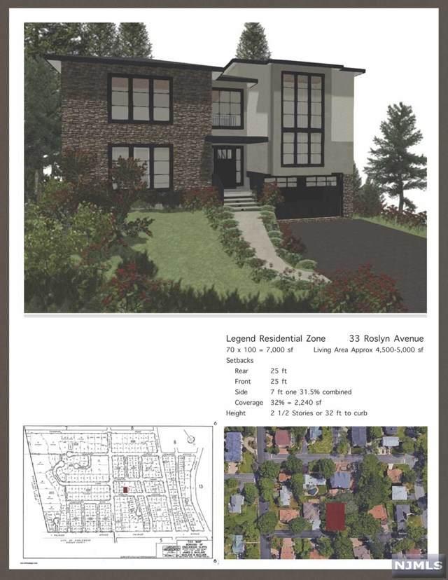 33 Roslyn Avenue, Englewood Cliffs, NJ 07632 (MLS #20038256) :: William Raveis Baer & McIntosh