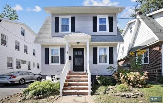 7 Marion Terrace, Maplewood, NJ 07040 (MLS #20038913) :: Team Francesco/Christie's International Real Estate
